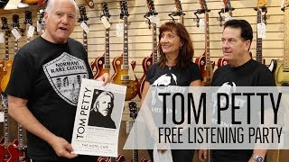 Free TOM PETTY: An American Treasure Exclusive Listening Party at Hotel Cafe!!!