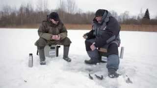 Зимняя рыбалка в псковской области на леща