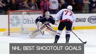 NHL: Best Shootout Goals