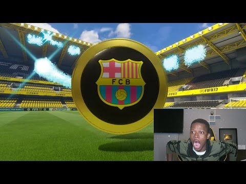 OMG MY GREATEST WALKOUT EVER !!! (FIFA 17 FULL TOTY PACK OPENING)