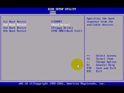 dell optiplex 360 bios mise à jour Windows 7