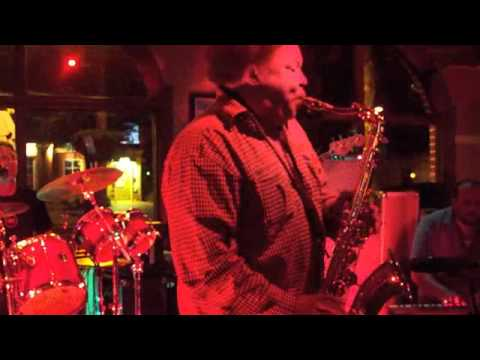 Jamily Productions presents... COVERED with JAM & RON HOLLOWAY!!! 6/2/12 online metal music video by RON HOLLOWAY