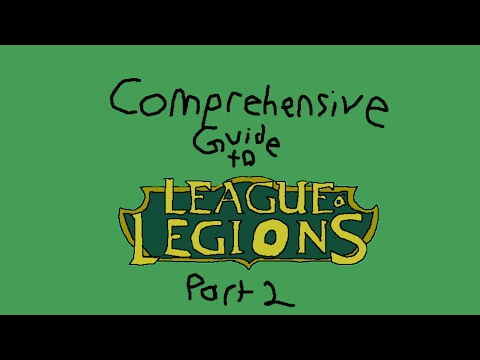The Comprehensive Guide to League of Legends: Part 2