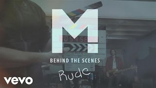 MAGIC! - Rude (Behind the Scenes)