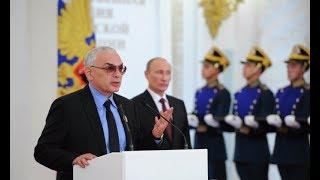 Карен Шахназаров передумал насчёт Путина