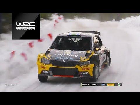 WRC 2 - Rally Sweden 2019: Highlights FRIDAY