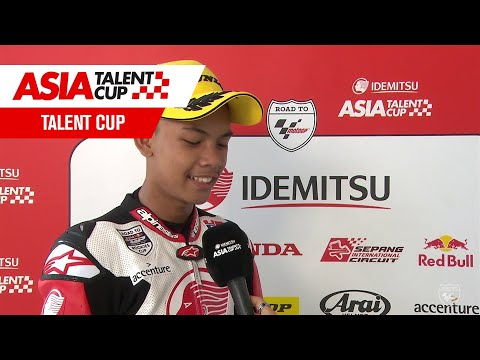 Top 3 Race 2 Interview - Round 3: Sepang International Circuit 2019 - IATC