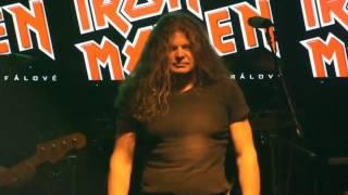 Video IRON MAIDEN revival Hradec Králové
