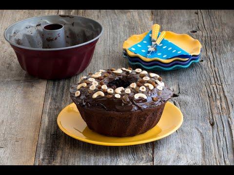Kajulu Çikolatalı Kek