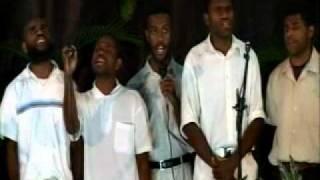 Singing at Saralana Park