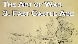 AOE2:DE | The Art of War Challenges | #3 Fast Castle Age