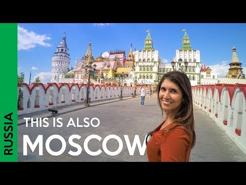 Things to do in Moscow, Russia when you think you've done everything (travel vlog)