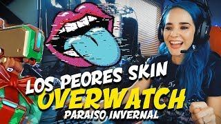 LOS PEORES SKIN DEL EVENTO DE NAVIDAD DE OVERWATCH