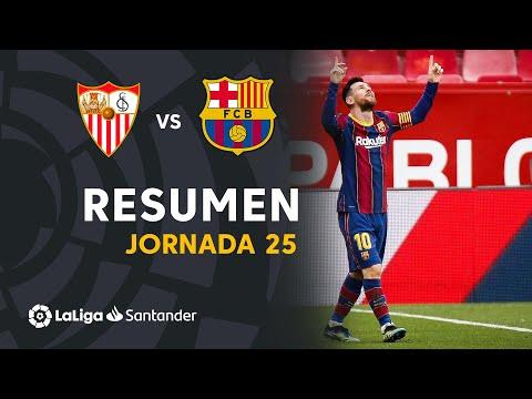 FC Sevilla 0-2 FC Barcelona