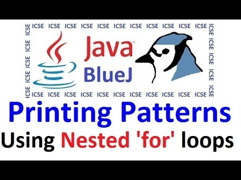 Java-Nested For Loop