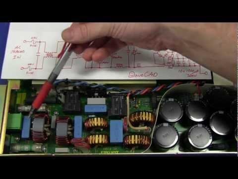EEVblog #268 - Xantrex 300V 4A Power Supply Teardown
