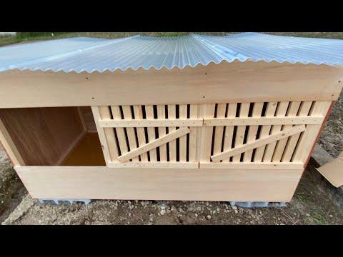, title : '誰でも簡単にできる、鶏小屋作り!