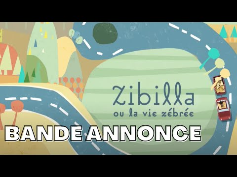 ZIBILLA OU LA VIE ZÉBRÉE | Bande Annonce | Gebeka Films