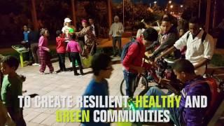 Conheça a academia verde que gera energia
