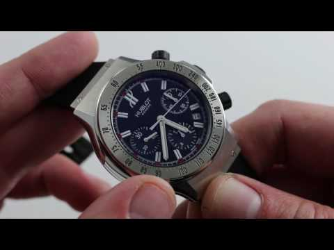 Hublot Classic Chronograph Luxury Watch Review