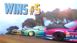 Racing Games WINS Compilation #5 (Epic Moments, Accidental Wins, Stunts, Drifts & Close Calls)
