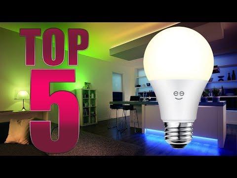 Top 5 Best Smart Light Bulbs 2018