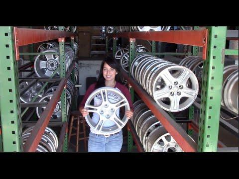 Factory Original Mazda B4000 Rims & OEM Mazda B4000 Wheels – OriginalWheel.com