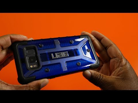 UAG Plasma and Pathfinder Case Reviews For Galaxy Note8/S8