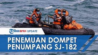 POPULER Dompet Milik Korban Sriwijaya Air Indah Halimah Ditemukan Utuh, KTP dan Uang Tak Sobek