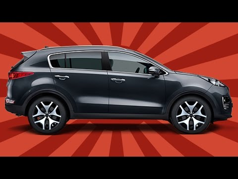 2017 Kia Sportage Review – The Ideal Entry-Level Luxury Crossover?