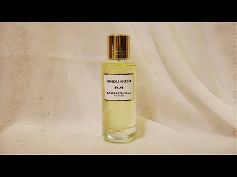 Обзор аромата Mancera - Hindu Kush || Конопля, пачули и ладан