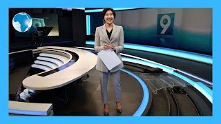 South Korea's first female anchor
