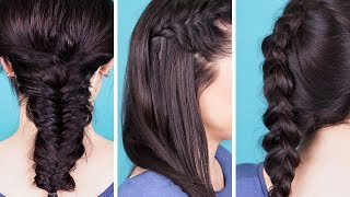 Salon Style Braid Tutorial