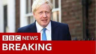 UK's next prime minister revealed - BBC News