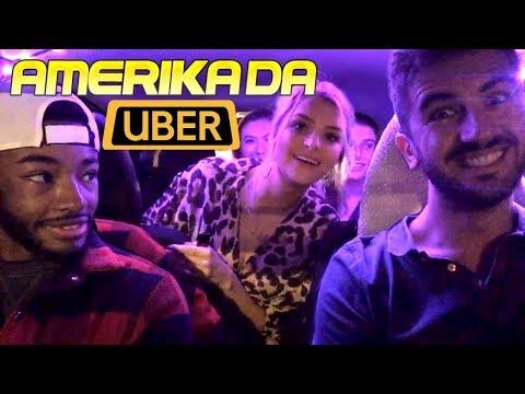 Bize Bir Şarkı Söyle - Amerika'da UBER