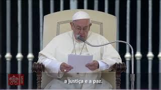 """Papa sobre o Oriente Médio: """"Violência jamais leva à paz"""""""