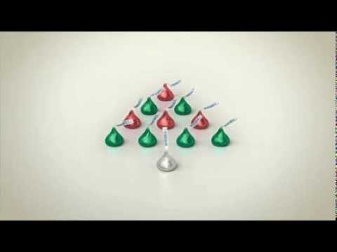 Commercial for Hershey's Kisses (2012) (Television Commercial)