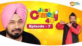 Just Comedy 4u | Punjabi Web Series | HD | Episode 7 | With Gurpreet Ghuggi - B N Sharma
