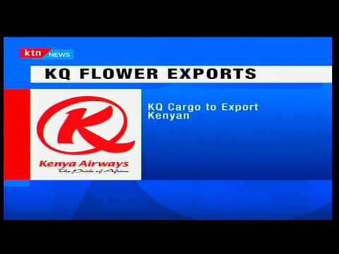 Kenya Airways Cargo now exports Kenyan-cut flowers to Sydney and Melbourne Australia