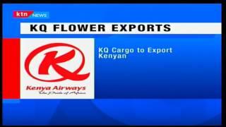 Kenya Airways Cargo now exports Kenyan-cut flowers to Sydney and Melbourne Australia