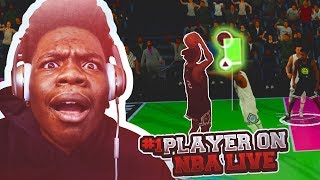 IM THE #1 NBA LIVE 19 PLAYER IN THE WORLD! IS NBA LIVE 19 worth it? LIVE VS 2k19