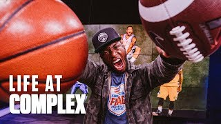 NATE ROBINSON GOING BEAST MODE THIS SUMMER! | #LIFEATCOMPLEX