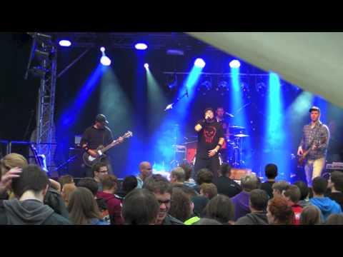 Da Impact - Intoxication live @ Detten rockt 2013 [NEW!!!!]