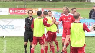 Finale: VdF vs. Sporthilfe & SPORTS.Selection Allstar Team