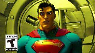 Fortnite Boss Superman Trailer