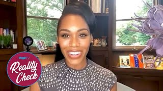 Monique Samuels Reacts To How Ashley Darby Handled The Rumors About Michael Darby | PeopleTV