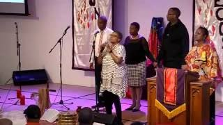 City Of Refuge UCC - Voices of Refuge Choir June 5 2016 Worship Service