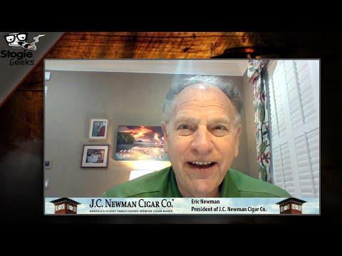 Eric Newman, J.C. Newman Cigar Co. – SG #327