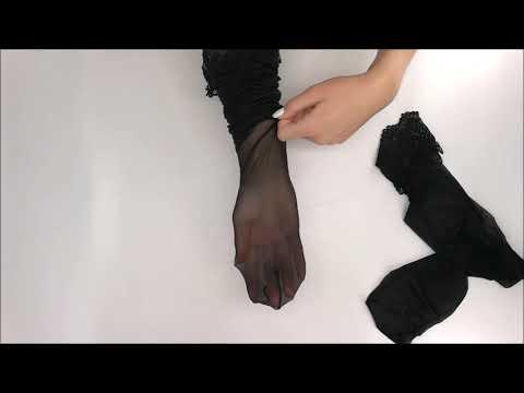 Jemné punčochy Arisha stockings - Obsessive