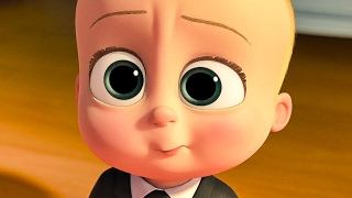 THE BOSS BABY All Trailer + Movie Clips 2017